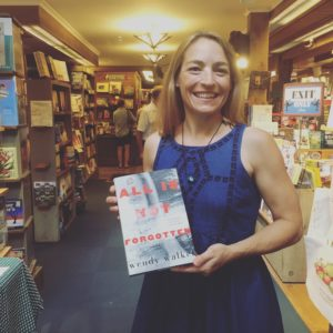 At Northshire Books in Manchester, VT