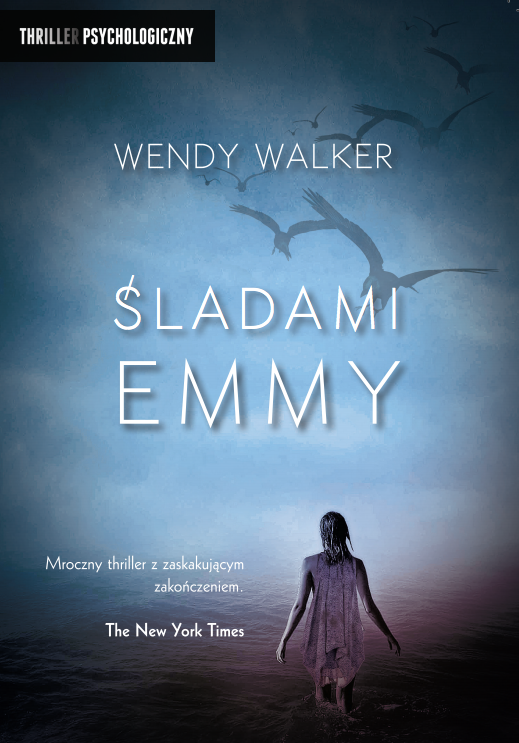 Polish cover of Emma in the Night (śladami Emmy)