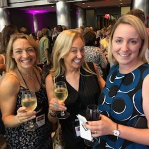 Working Hard at ThrillerFest18 with Kaira Rouda, Wendy Walker and Candice Fox, Women Who Write